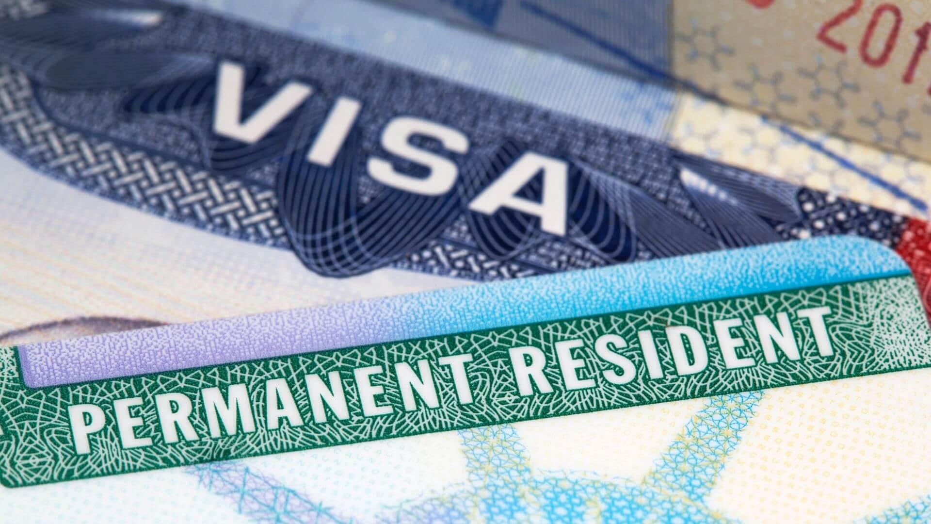 Nota sobre la lotería de visas USA. La imagen es ilustrativa.