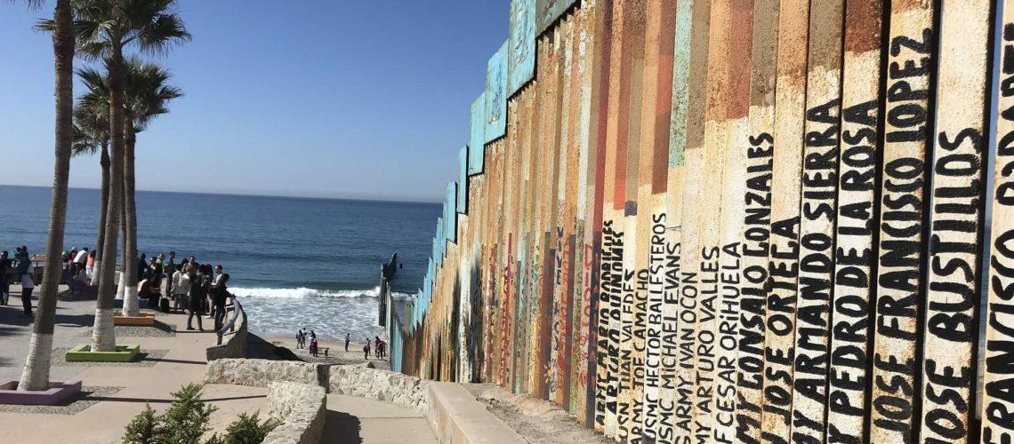 Este artículo habla sobre la reforma migratoria. La imagen es acorde.